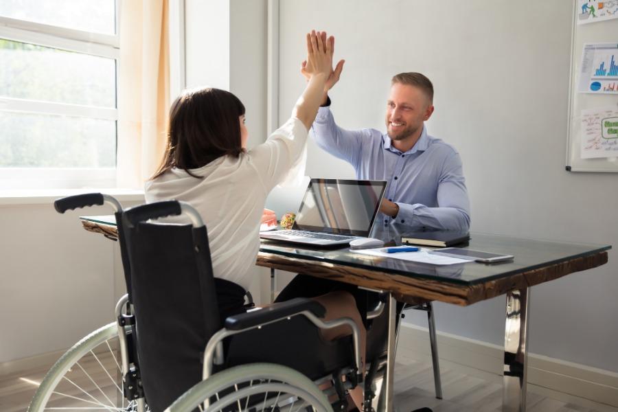 Inclusión laboral de personal con discapacidad en licitaciones públicas